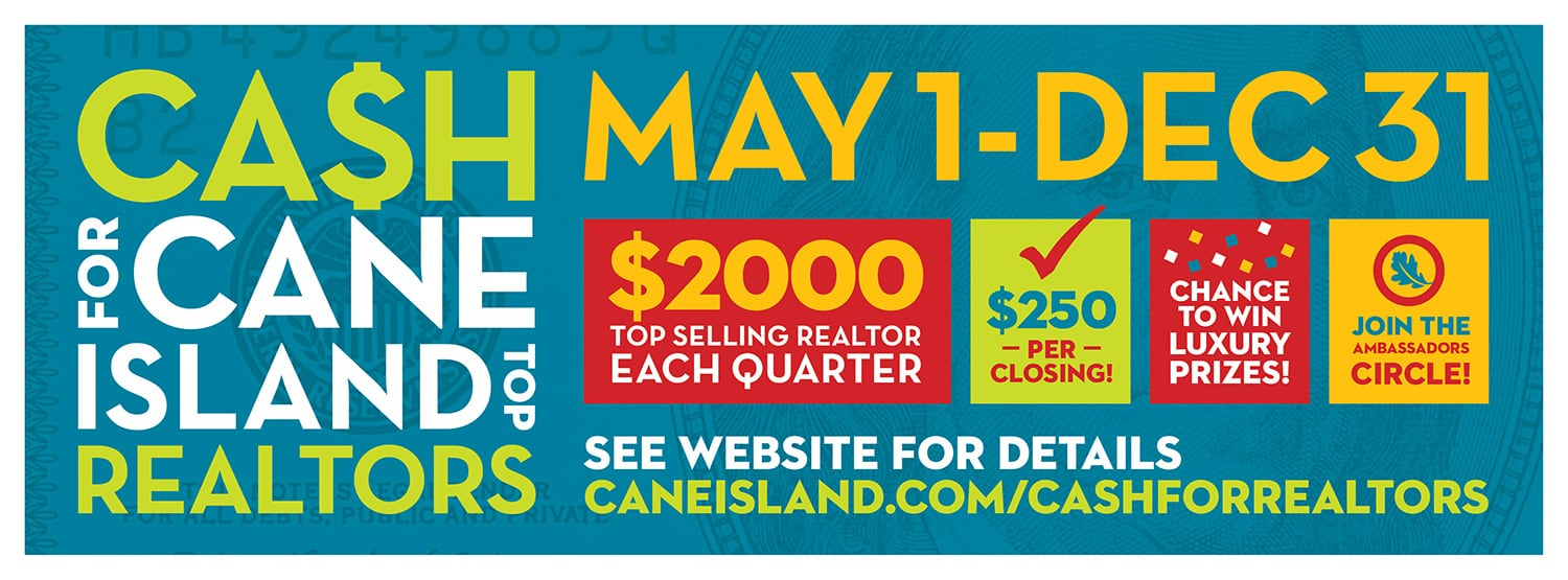 Cash for Cane Island Top Realtors