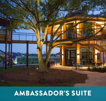 Ambassador's Suite at Cane Island in Katy, TX